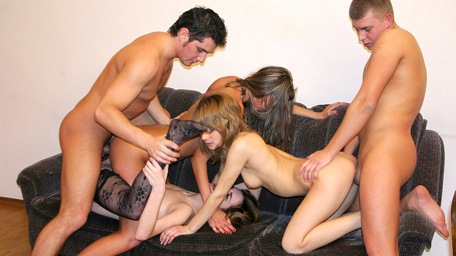 Russian Students Having Sex On Home Casting