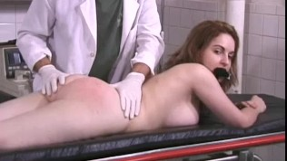 Freckled Ivy gets some serious bdsm