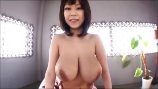 Ria Sakuragi – Japanese huge natural tits!